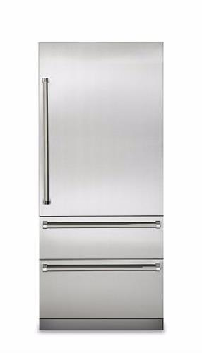 "Viking Professional 7 Series VBI7360WRSS 36"" Built-In Bottom Mount Refrigerator - ALSurplus AL"