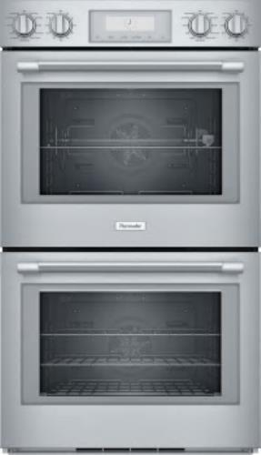 "Thermador Professional Series 30"" 16 modes Self-Clean Double Oven POD302W Images - ALSurplus AL"