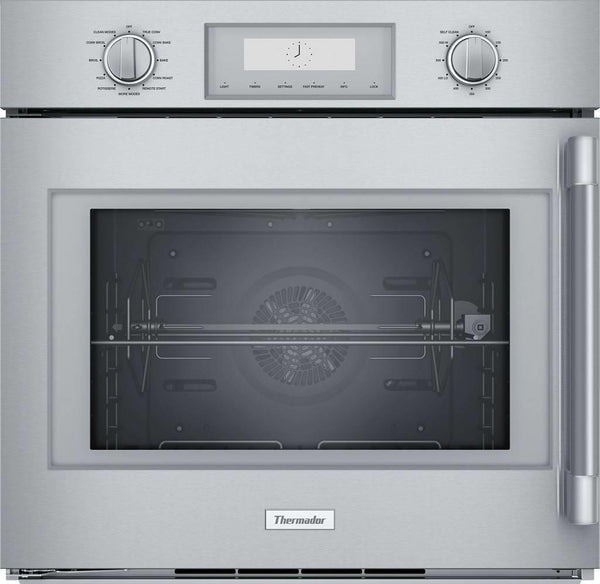 "Thermador Professional Series 30"" 4.5 Cu. Ft  Wi-Fi Single Wall Oven POD301LW"