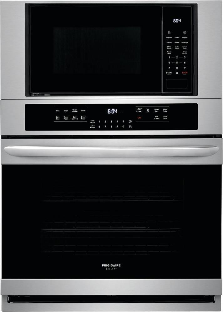 "Frigidaire Gallery Series 30"" Electric Combination Wall Oven FGMC3066UF - ALSurplus AL"