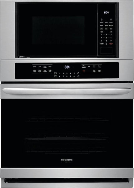 "Frigidaire Gallery Series 30"" Electric Combination Wall Oven FGMC3066UF"