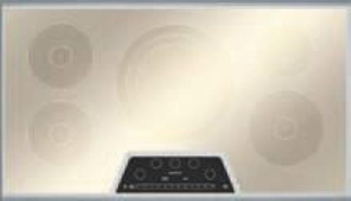 "NIB Thermador Masterpiece Series 36"" Induction Cooktop with 5 Elements CIT365KM - ALSurplus AL"
