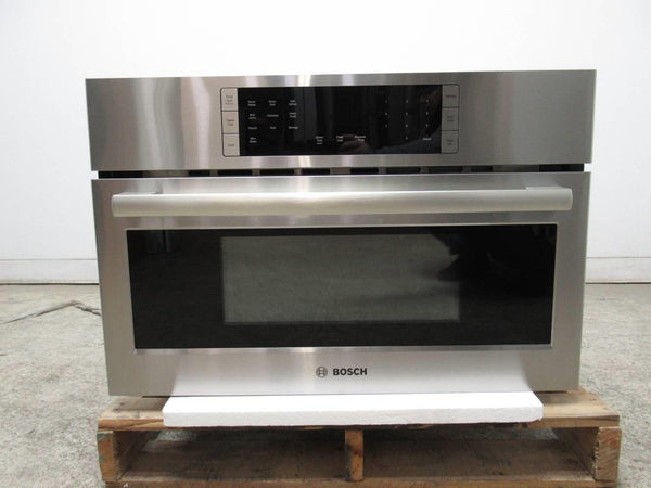 "Bosch 30"" 1.6 Cu. Ft.10 Levels 2-in-1 microwave Stainless Speed Oven HMC80251UC - ALSurplus AL"