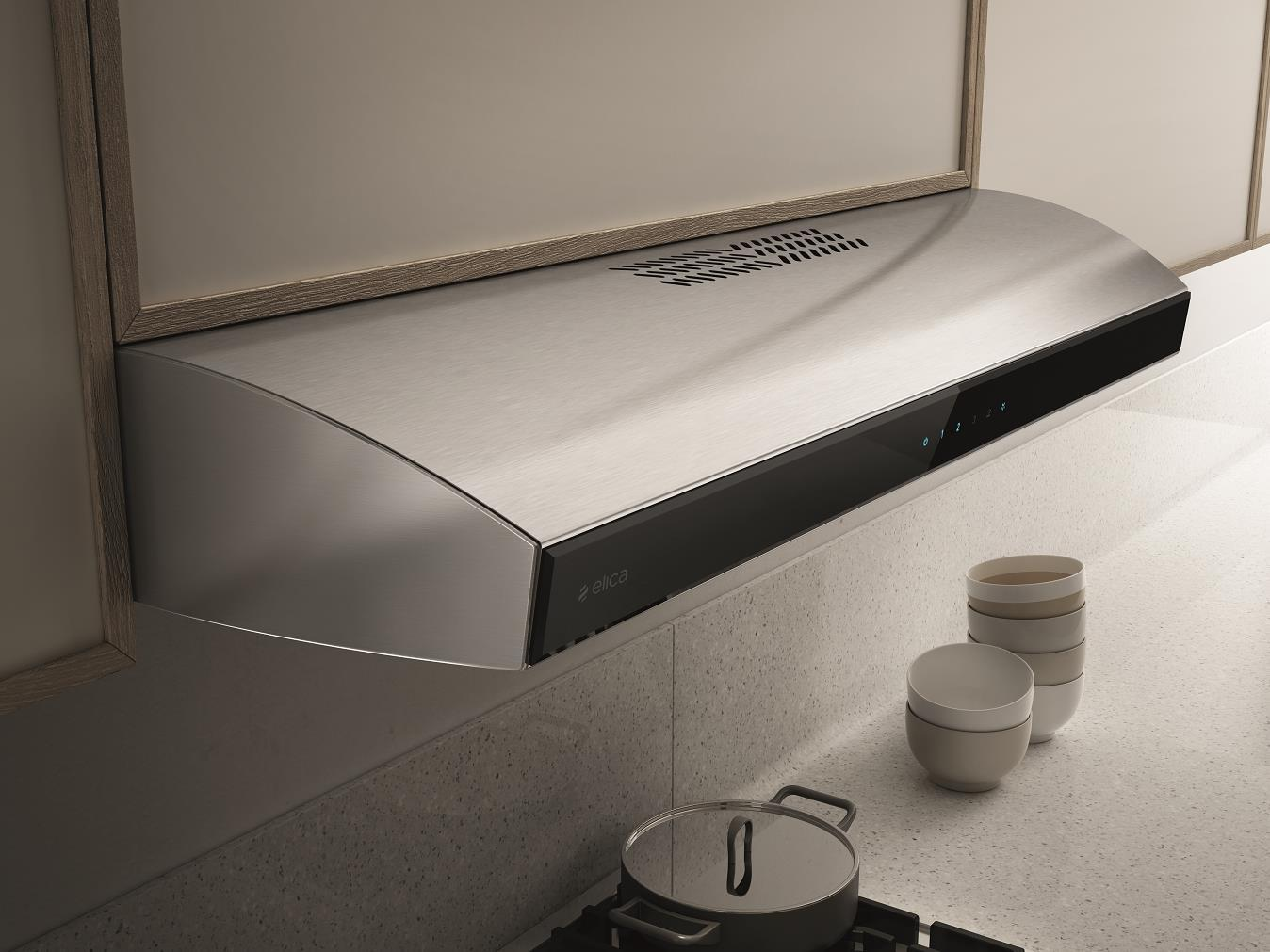 Elica EAI430SS 30 inches Under Cabinet Range Hood with Touch Controls - ALSurplus AL