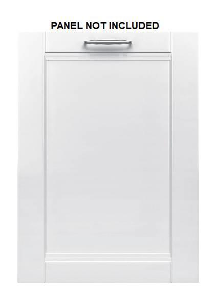 "Bosch 800 Series 24"" 44 dBA ADA Compliant PR Built-in Dishwasher SGV68U53UC - ALSurplus AL"