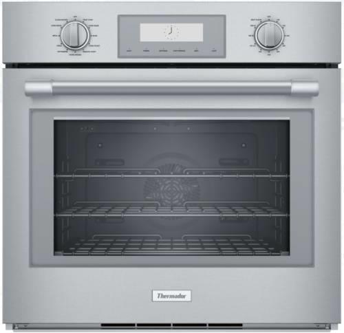 "Thermador Professional Series 30"" 4.5 SS Home Connect Built-In Oven - POD301W - ALSurplus AL"