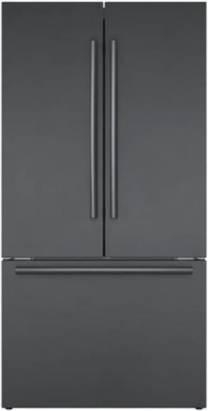 "Bosch 800 Series 36"" BS Smart Counter Depth French Door Refrigerator B36CT80SNB - ALSurplus AL"
