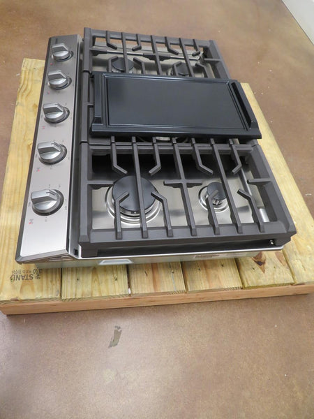 Samsung NA30N6555TS 30 Inches Gas Cooktop with 19K Power Burner - ALSurplus AL