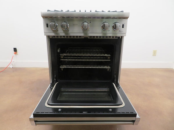 Viking Professional Custom Series VGCC5304BSS 30 Inches Pro-Style Gas Range