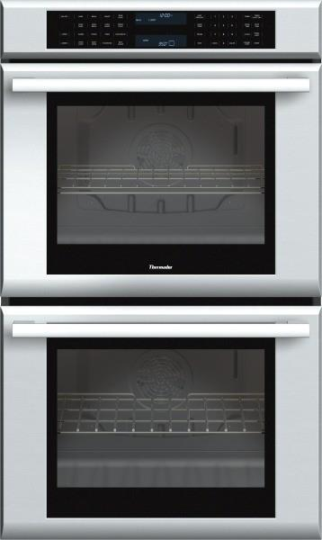 "Thermador Masterpiece Series 30"" Stainless Double Electric Wall Oven MED302JS - ALSurplus AL"