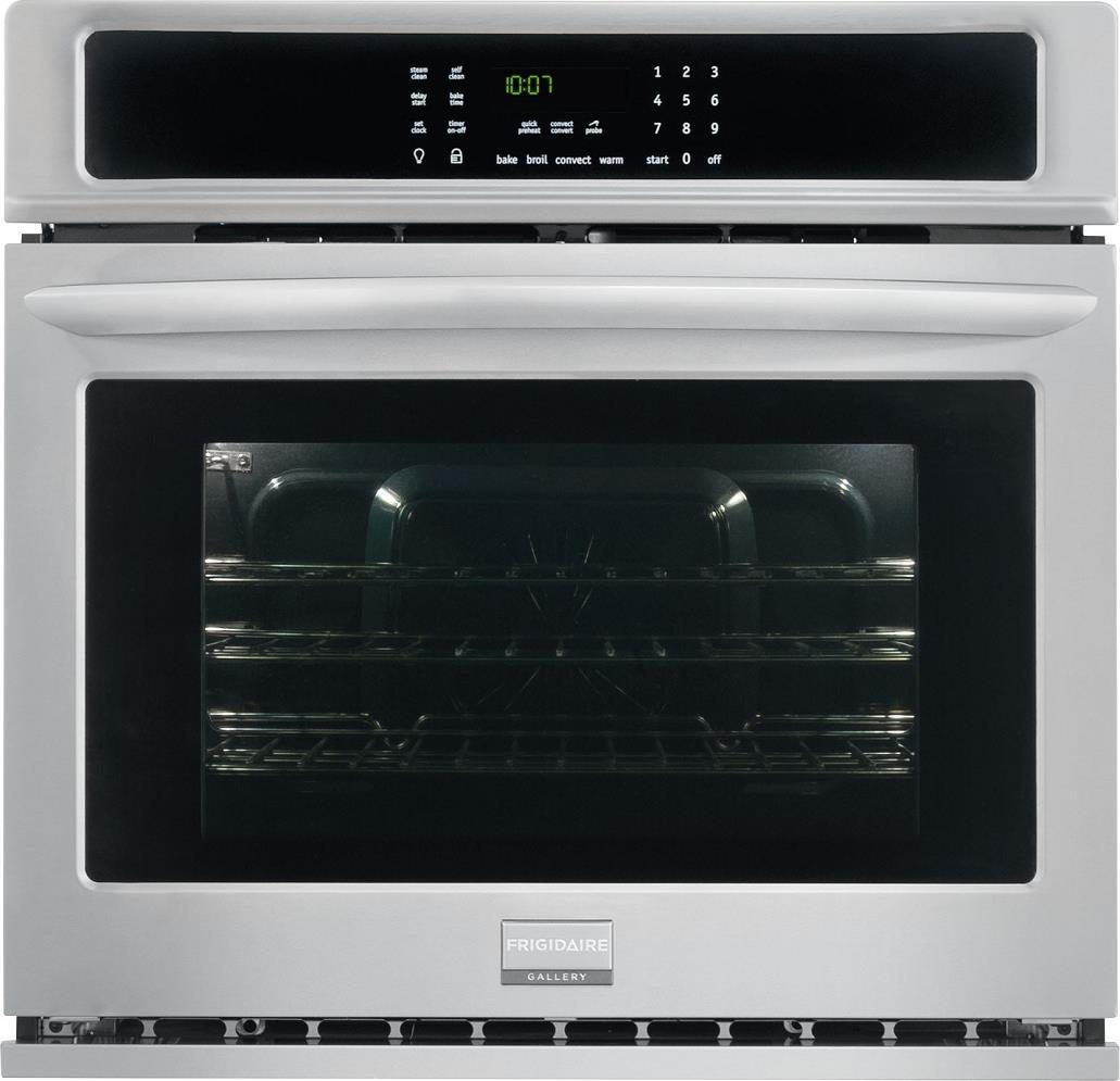 Frigidaire Gallery Series FGEW2765PF 27 Inches Single Electric Wall Oven - ALSurplus AL