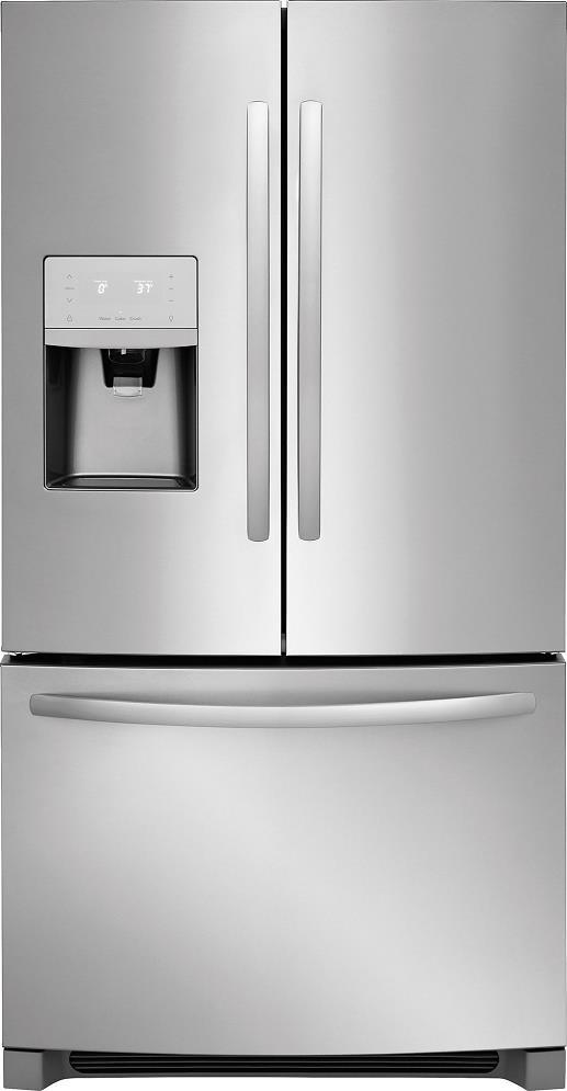 "Frigidaire FFHB2750TS 36"" French Door Refrigerator with 26.8 Cu. Ft. Capacity - ALSurplus AL"