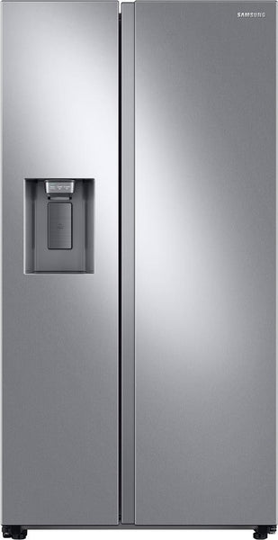 Samsung 36 Inch Side by Side Refrigerator RS27T5200SR 27.4 Cu.Ft Capacity - ALSurplus AL