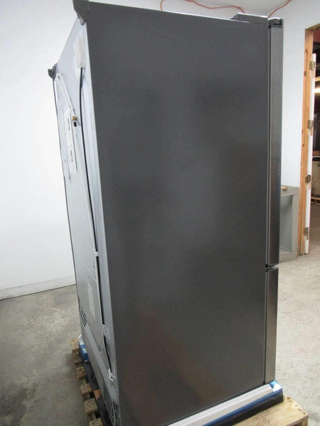 "Bosch 800 Series 36"" VitaFresh Crispers SS French Door Refrigerator B26FT50SNS - ALSurplus AL"
