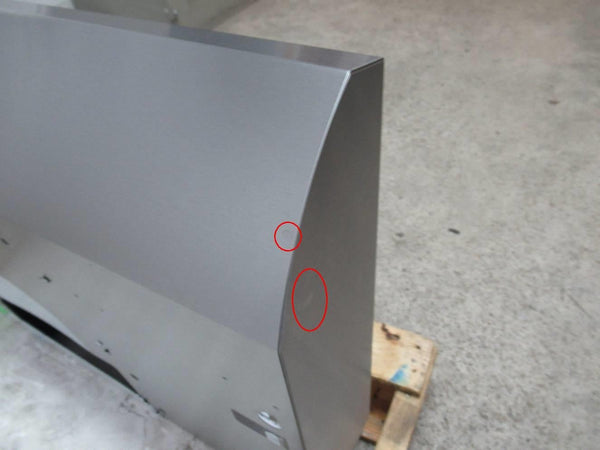 Maytag 30 Inch 190 CFM Internal Blower Under-Cabinet SS Range Hood UXT4030ADS - ALSurplus AL