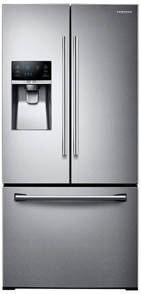 Samsung RF26J7500SR 33 Inches French Door Refrigerator with TwinCooling Plus - ALSurplus AL