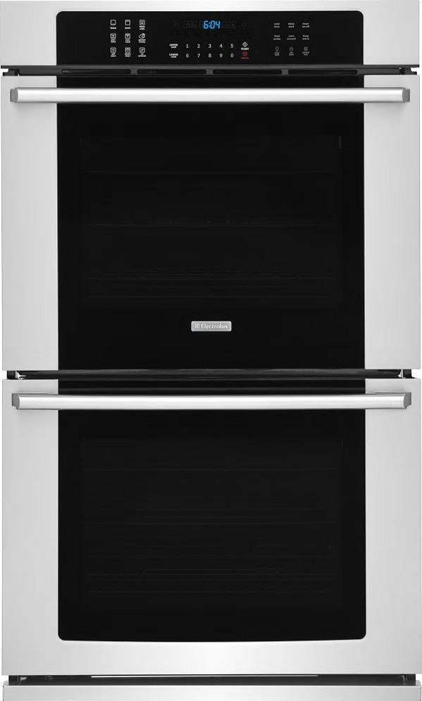 "Electrolux EI30EW48TS 30"" Electric Double Wall Oven with Air Sous Vide Pictures - ALSurplus AL"