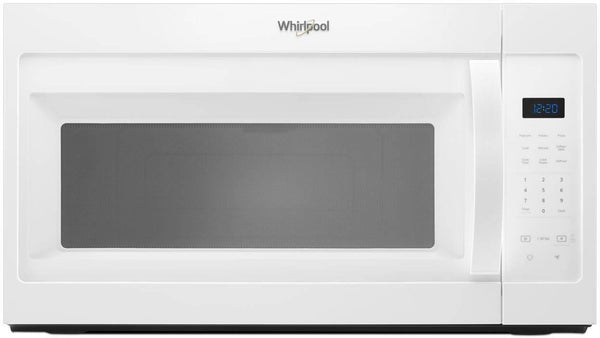 "Whirlpool 30"" WHT 1.7 cu. ft. 1,000 Watts Over-the-Range Microwave WMH31017HW - ALSurplus AL"