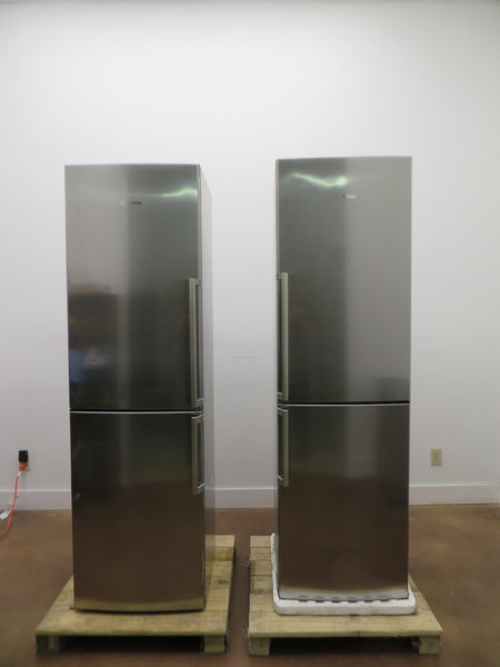 "Bosch 800 Series 48"" Freezer Refrigerator: Set of 2 units  24"" B11CB81SSS - ALSurplus AL"