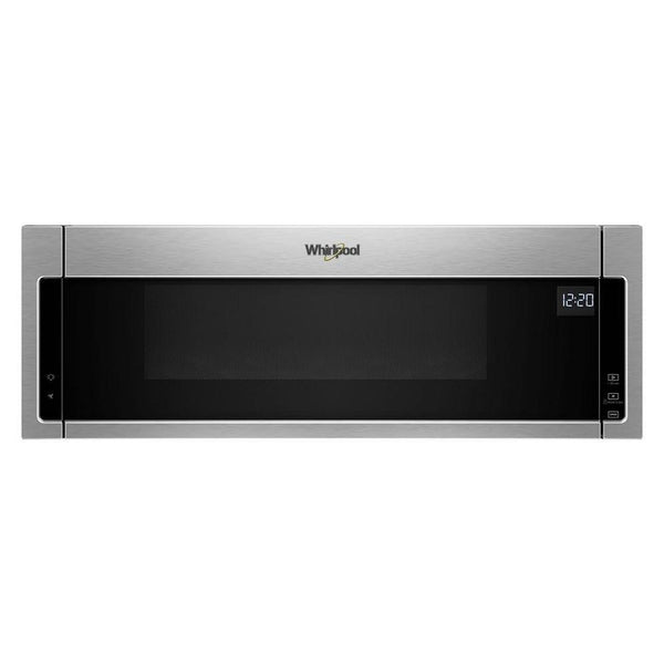 "Whirlpool WML55011HS 30"" Over the Range Low Profile Microwave Hood Combination - ALSurplus AL"