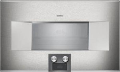 Gaggenau 400 Series 30 Inch Single Combi-Steam Smart Electric Wall Oven BS485612 - ALSurplus AL
