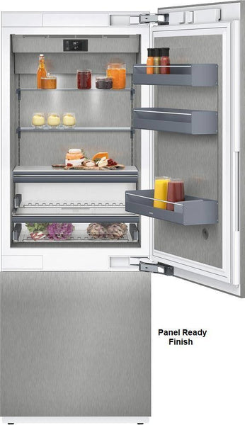 Gaggenau 30 Inch TFT Touch Display PR Bottom Freezer Refrigerator RB472704 - ALSurplus AL