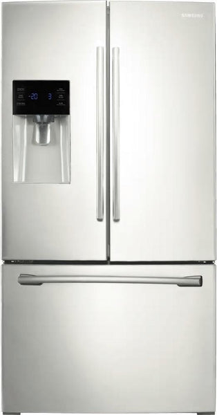 "Samsung RF263BEAEWW 36""  French Door White Refrigerator with CoolSelect Pantry™"