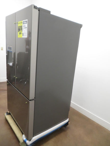 "Bosch 36"" Multi Cooling System French Door Refrigerator B26FT50SNS Perfect Front - ALSurplus AL"
