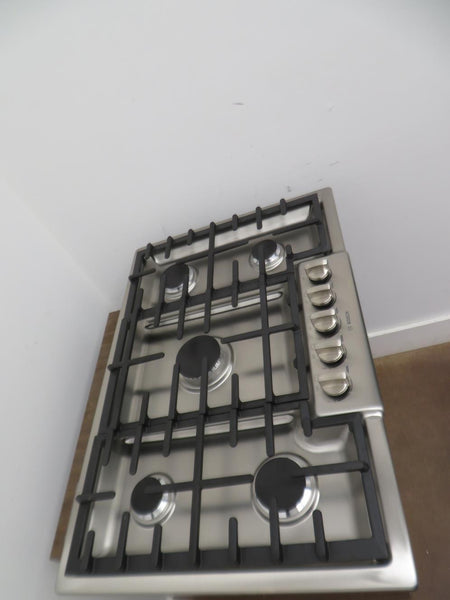 "BOSCH 30"" Gas Cooktop with 5 Sealed Burners Benchmark Series NGMP055UC Perfect - ALSurplus AL"