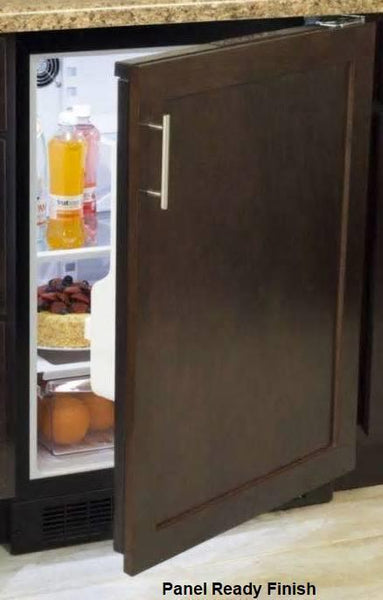Marvel 24 Inch Rignt Hinge LED Panel Ready Built-in Refrigerator ML24RAP3RP