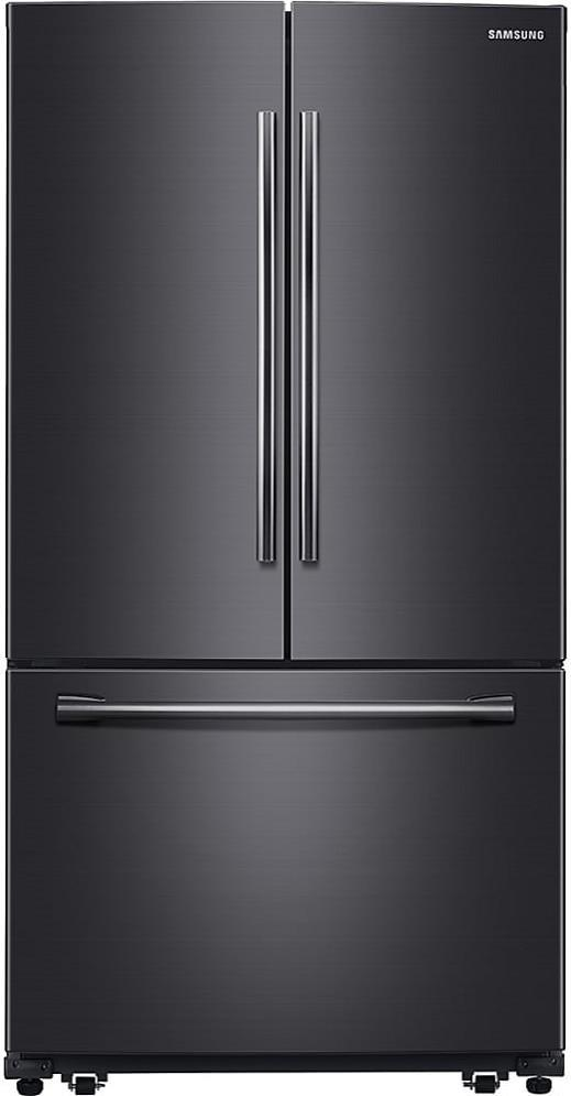 Samsung RF261BEAESG 36 Inch French Door Refrigerator with 25.5 cu. ft. Capacity - ALSurplus AL