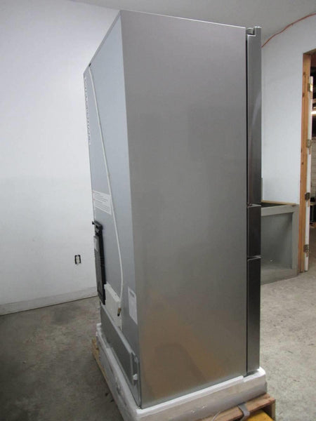 "Bosch 800 Series 36"" SS Counter Depth Smart French Door Refrigerator B36CL80SNS"