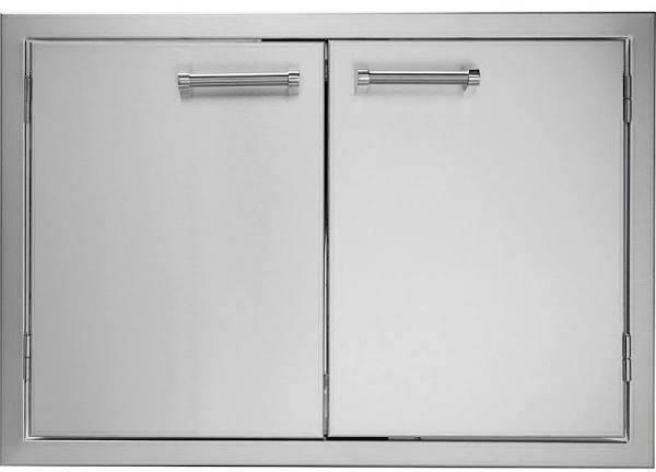 "NIB Viking 30"" Stainless Steel Double Access Door VOADD5300SS - ALSurplus AL"