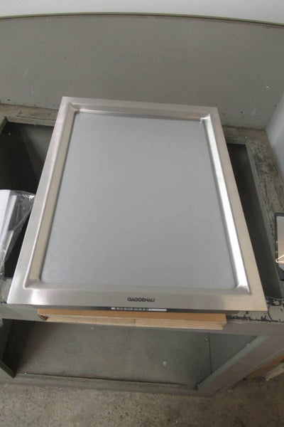"Gaggenau Vario 400 Series 15"" 2 Cooking Zones Electric Teppanyaki Grill VP414611 - ALSurplus AL"