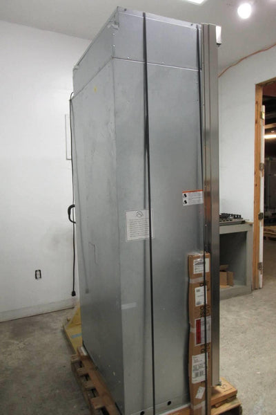 "Viking Professional 5 Series 36"" Panel Ready Refrigerator Column FDRB5363L - ALSurplus AL"