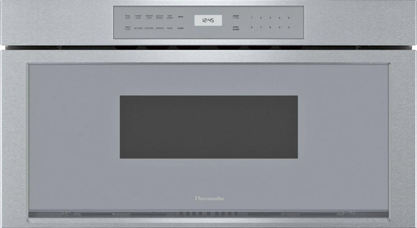 "Thermador Masterpiece Series 30"" 1.2 Cu. Ft 10 Modes Built In Microwave MD30WS - ALSurplus AL"