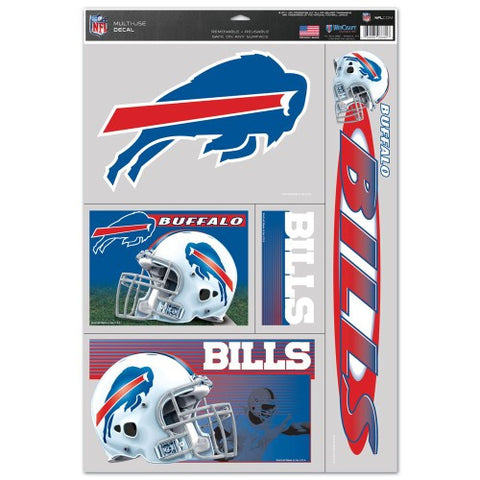 Buffalo Bills Decals Window Clings
