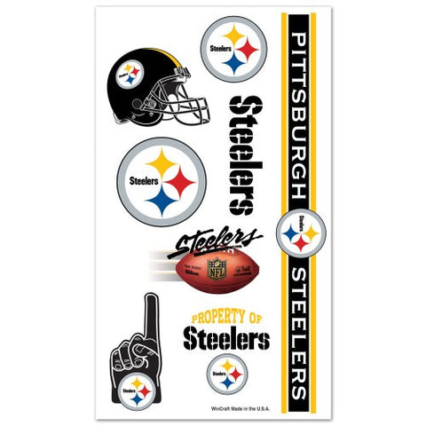 Pittsburgh Steelers Temporary Tattoo