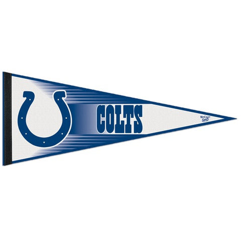 Indianapolis Colts Pennant NFL Football Full Size (2-PACK) SALE!!