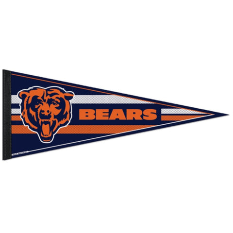 Chicago Bears Pennant NFL Football Full Size (2-PACK) SALE!!