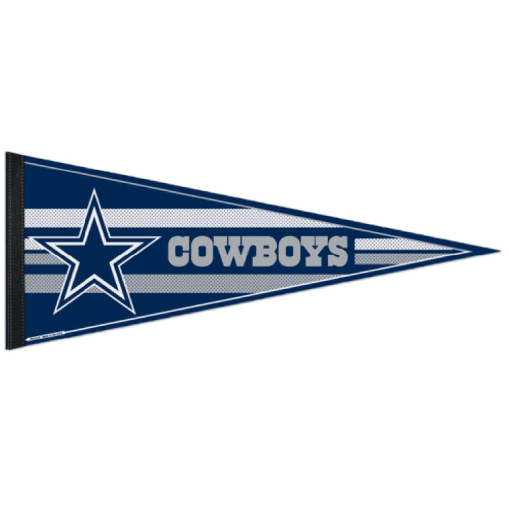 Dallas Cowboys Pennant NFL Football Full Size