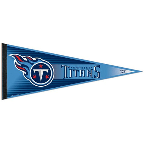 Tennessee Titans Pennant NFL Football Full Size (2-PACK) SALE!!