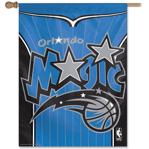 Orlando Magic Vertical Flag Banner