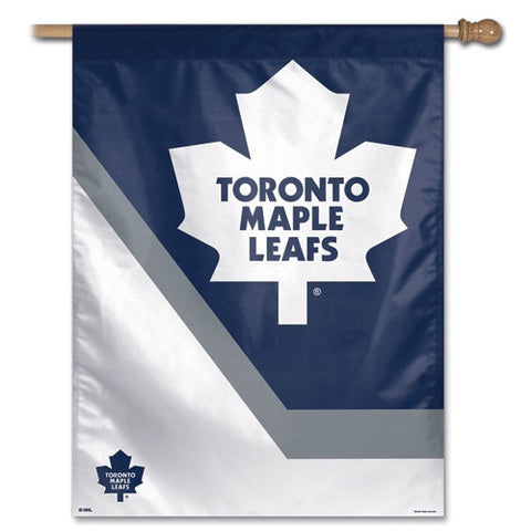Toronto Maple Leafs Vertical Flag Banner