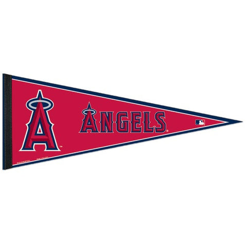 Anaheim Angels Pennant MLB Baseball Full Size (2-Pack)