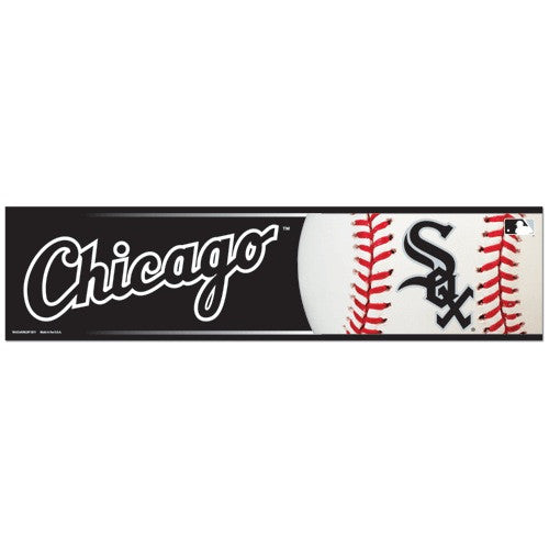 Chicago White Sox Bumper Sticker (2-Pack)