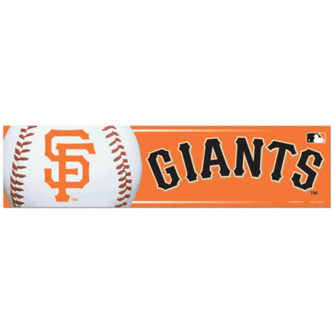 San Francisco Giants Bumper Sticker (2-Pack)
