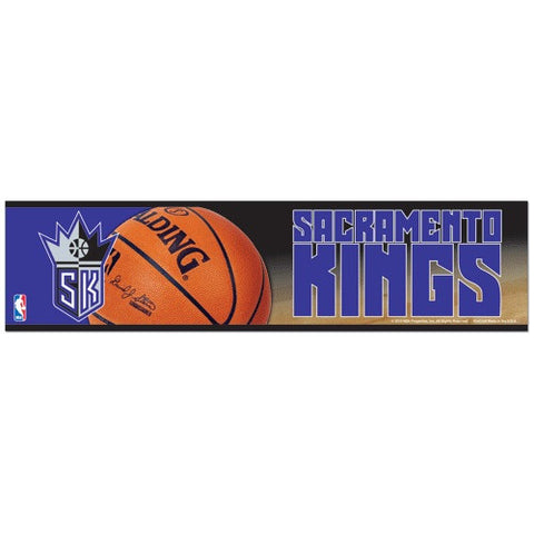 Sacramento Kings Bumper Sticker (2-Pack)