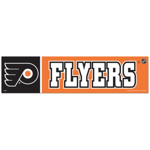 Philadelphia Flyers Bumper Sticker (2-Pack)