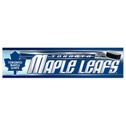 Toronto Maple Leafs Bumper Sticker (2-Pack)